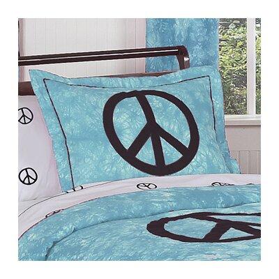 Sweet Jojo Designs Peace Pillow Sham
