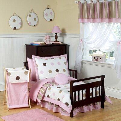 Sweet Jojo Designs Mod Dots Toddler Bedding Collection