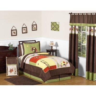 Turtle 3 Piece Full/Queen Bedding Set by Sweet Jojo Designs