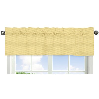 "Honey Bee 54"" Curtain Valance Product Photo"