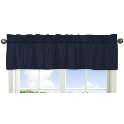 Space Galaxy Curtain Valance Product Photo