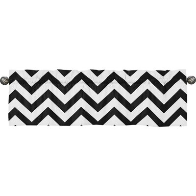 "Chevron 54"" Curtain Valance Product Photo"