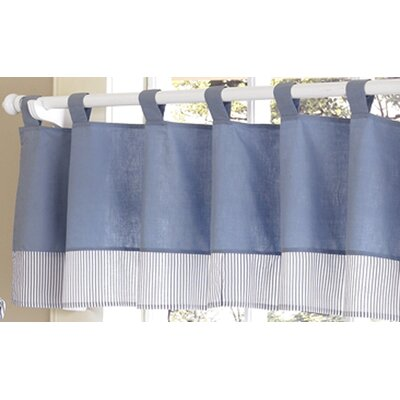 "Come Sail Away 84"" Curtain Valance Product Photo"