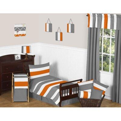 Stripe Collection 5 Piece Toddler Bedding Set by Sweet Jojo Designs