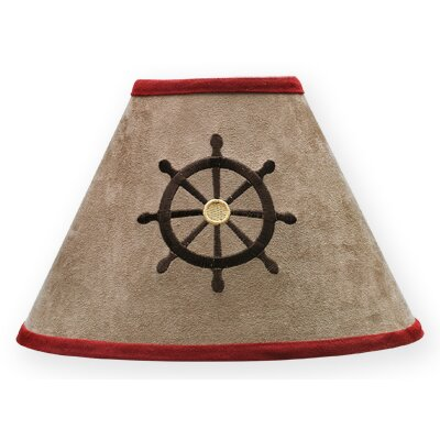 "Sweet Jojo Designs 10"" Pirate Treasure Cove Empire Lamp Shade"