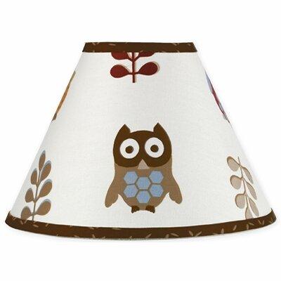 "Sweet Jojo Designs 10"" Night Owl Empire Lamp Shade"