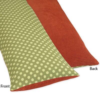 Sweet Jojo Designs Forest Friends Body Pillowcase