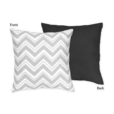 Sweet Jojo Designs Zig Zag Cotton Throw Pillow