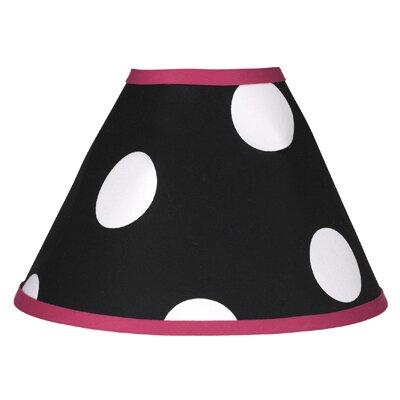 "Sweet Jojo Designs 7"" Hot Dot Empire Lamp Shade"