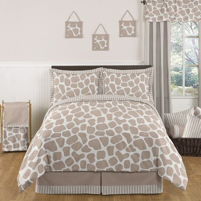 Giraffe Bedding Comforter Set