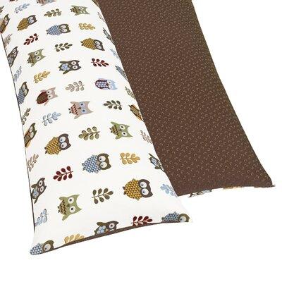 Sweet Jojo Designs Night Owl Body Pillowcase