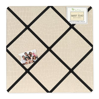 Animal Safari Memo Board by Sweet Jojo Designs