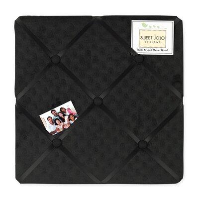 Sweet Jojo Designs Minky Dot Memo Board