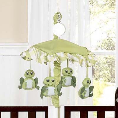 Sweet Jojo Designs Leap Frog Musical Mobile