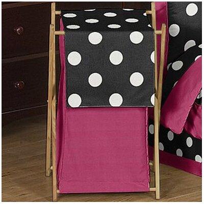 Hot Dot Laundry Hamper by Sweet Jojo Designs