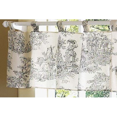 "French Toile 54"" Curtain Valance Product Photo"