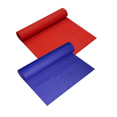 Extra Thick Short Yoga Mat by Yoga Direct