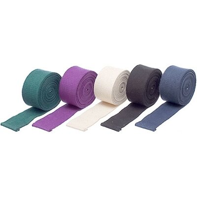 Yoga Direct Buckless Cotton Yoga Strap