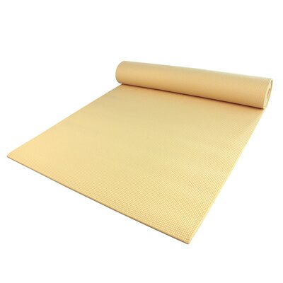 """Yoga Direct 1/4"""" Deluxe Extra Thick Yoga Sticky Mat"""