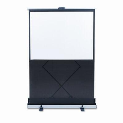 Quartet® Portable Projector Screen