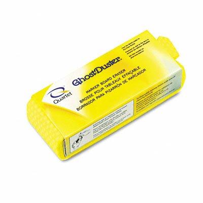 Quartet® Ghostduster Dry Erase Board Eraser with 16 Wipes