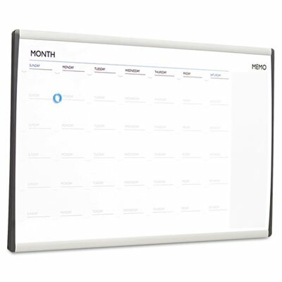 Quartet® Magnetic Wall Mounted Whiteboard, 2' x 3'