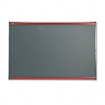 Quartet® Diamond Wall Mounted Bulletin Board, 2' x 3'