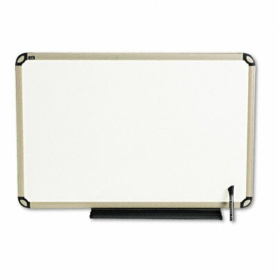 Quartet® Prestige Total Wall Mounted Whiteboard, 2' x 3'