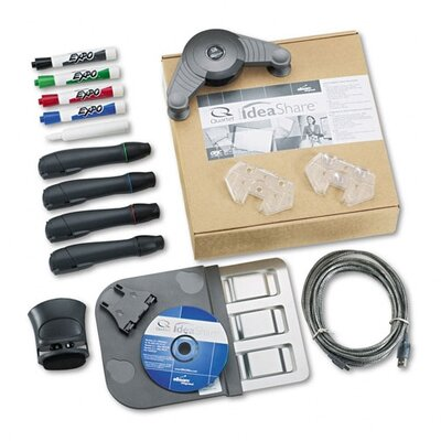 Quartet® Portable IdeaShare Electronic Receiver and Accessories