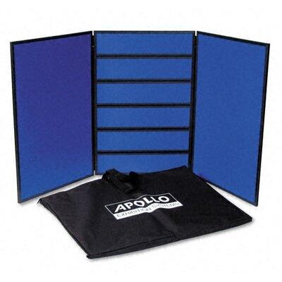 Quartet® Showit 3-Panel Display System