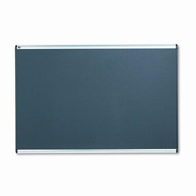 Quartet® Prestige Wall Mounted Bulletin Board, 4' x 6'