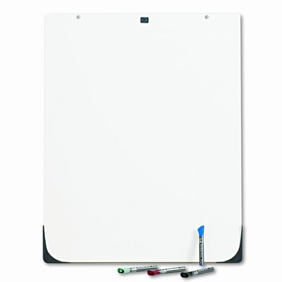 Quartet® Duramax Total Wall Mounted Whiteboard, 3' x 2'