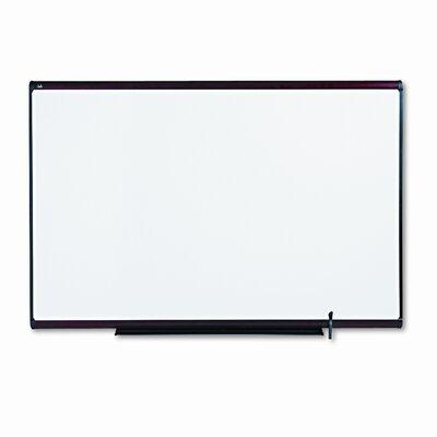 Quartet® Total Erase Marker Wall Mounted Whiteboard, 4' x 6'