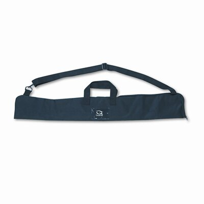 Quartet® Display Easel Carrying Case, 18 1/4w x 1 1/2d x 6 1/2h, Nylon, Black