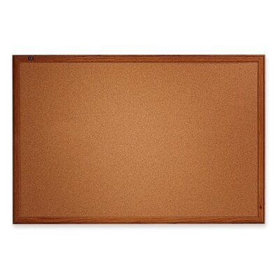 Quartet® Economy Wall Mounted Bulletin Board