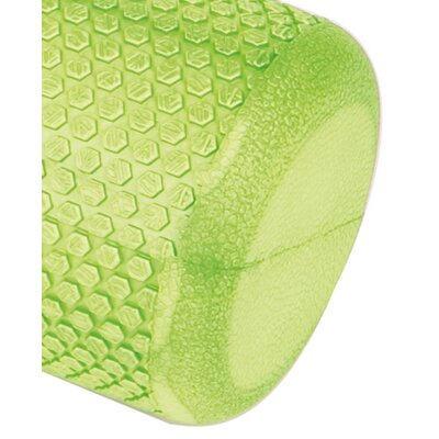 Eco Wise Fitness Hexangular Texture Foam Roller in Kiwi
