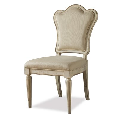 A.R.T. Provenance Upholstered Back Side Chair