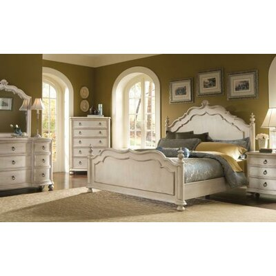 A.R.T. Provenance 9 Drawer Dresser with Mirror
