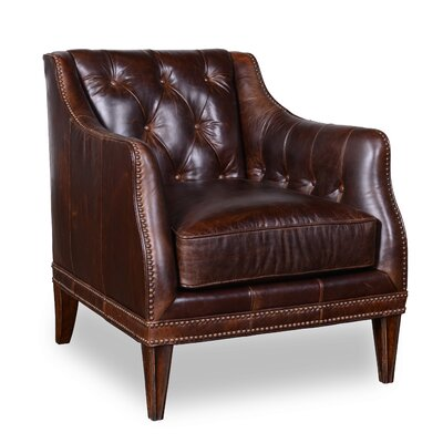 Kennedy Leather Arm Chair by A.R.T.
