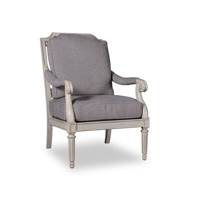 Charlotte Storm Wood Accent Chair by A.R.T.