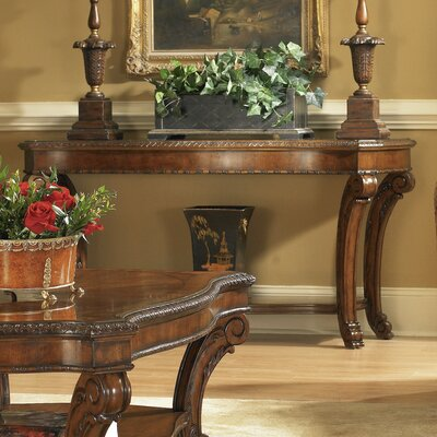Old World Console Table by A.R.T.