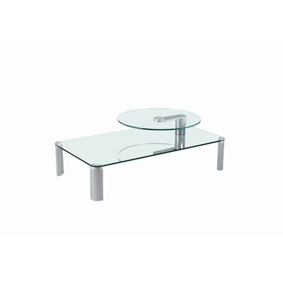 Motion Coffee Table by Chintaly