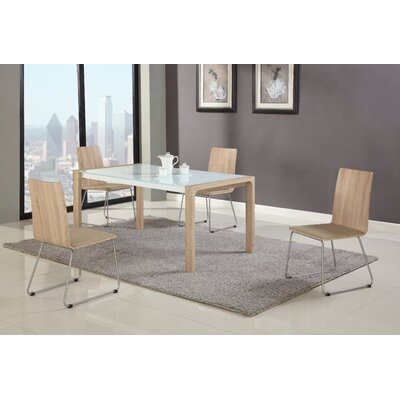 Alicia Extendable Dining Table by Chintaly