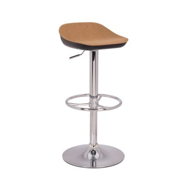 Adjustable Height Bar Stool by Chintaly