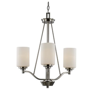 Mod Space 3 Light Chandelier Product Photo