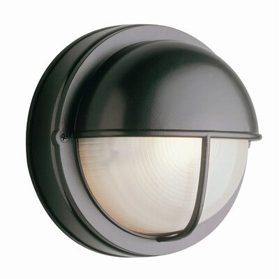 TransGlobe Lighting Outdoor 1 Light Sconce