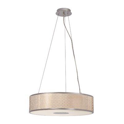 Diamond Grill 4 Light Pendant by TransGlobe Lighting