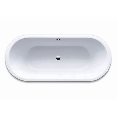 "Klassikduo 71"" x 32"" Soaking Bathtub Product Photo"