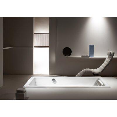 """Puro 63"""" x 28"""" Soaking Bathtub Product Photo"""