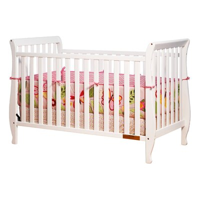 AFG Furniture Naomi 4-in-1 Convertible Crib